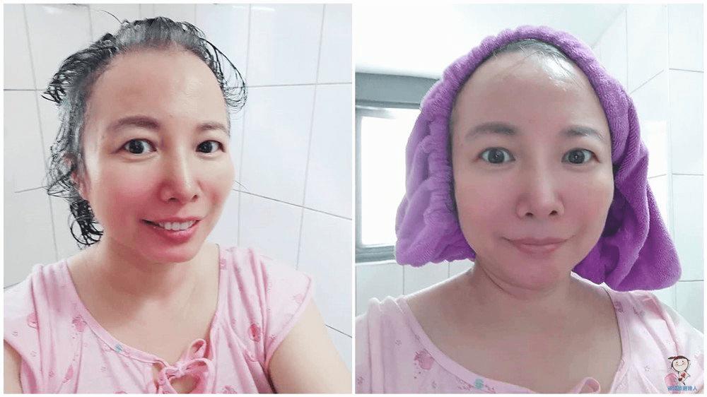 使用蔘洗髮洗頭後-天然洗髮精推薦