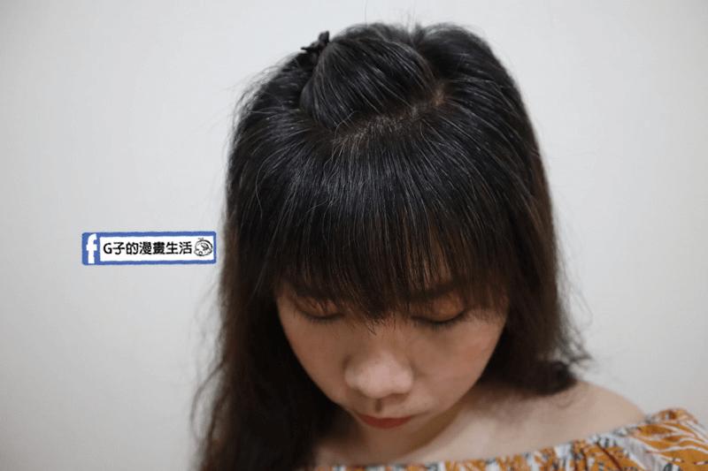 噴噴黑第6次使用-白髮補染推薦